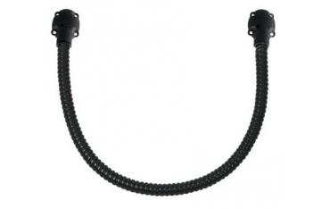 DLN10 peszel czarny 50cm, szeroki