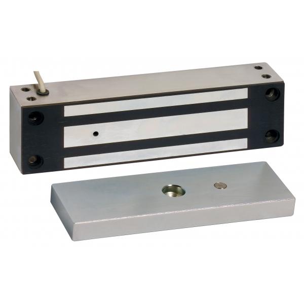 EXT750CTC zwora zewnętrzna IP67, 530kg z przekaźnikiem i sygnalizacją LED