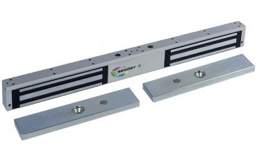 300DM Zwora podwójna 2 x 300kg z przekaźnikiem i sygnalizacją LED