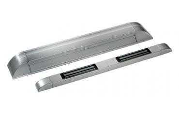 CPREG®-4/S2AS Zwora Listwowa Modułowa 756 mm, 2 x 300kg 12-48V DC, z sygnalizacją i LED