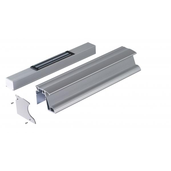 CPREG®4 Zwora Listwowa modułowa 756 mm, AS 2x 300kg 12-48V DC, z sygnalizacją i LED