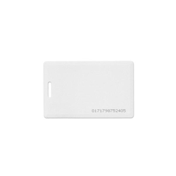 CALT karta zbliżeniowa biała Unique 125KHz