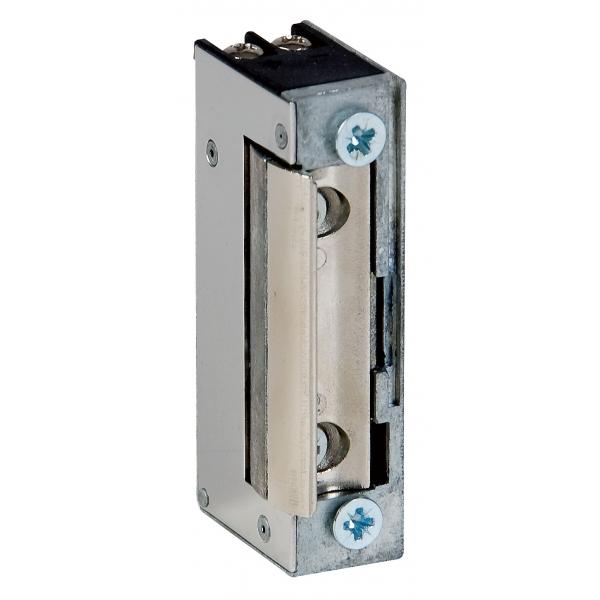 SEE3D24 wąski elektrozaczep rewersyjny 24V DC