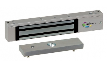 300M Zwora Elektromagnetyczna 300kg z przekaźnikiem i sygnalizacją LED