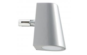 TRICONE oświetlenie LED do bram i ogrodzeń Locinox® srebrny