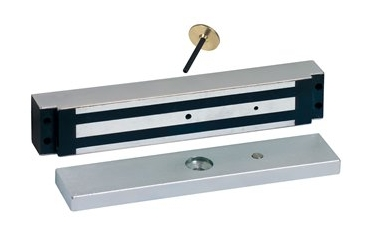 V30035C zwora wpuszczana wąski profil 35mm, 300kg, z sygnalizacją i LED